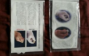 2-White-gloves-for-handel-coins-and-a-album-with-pages-for-holding-coins