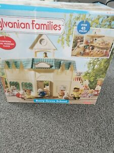 Sylvanian Families Scuola
