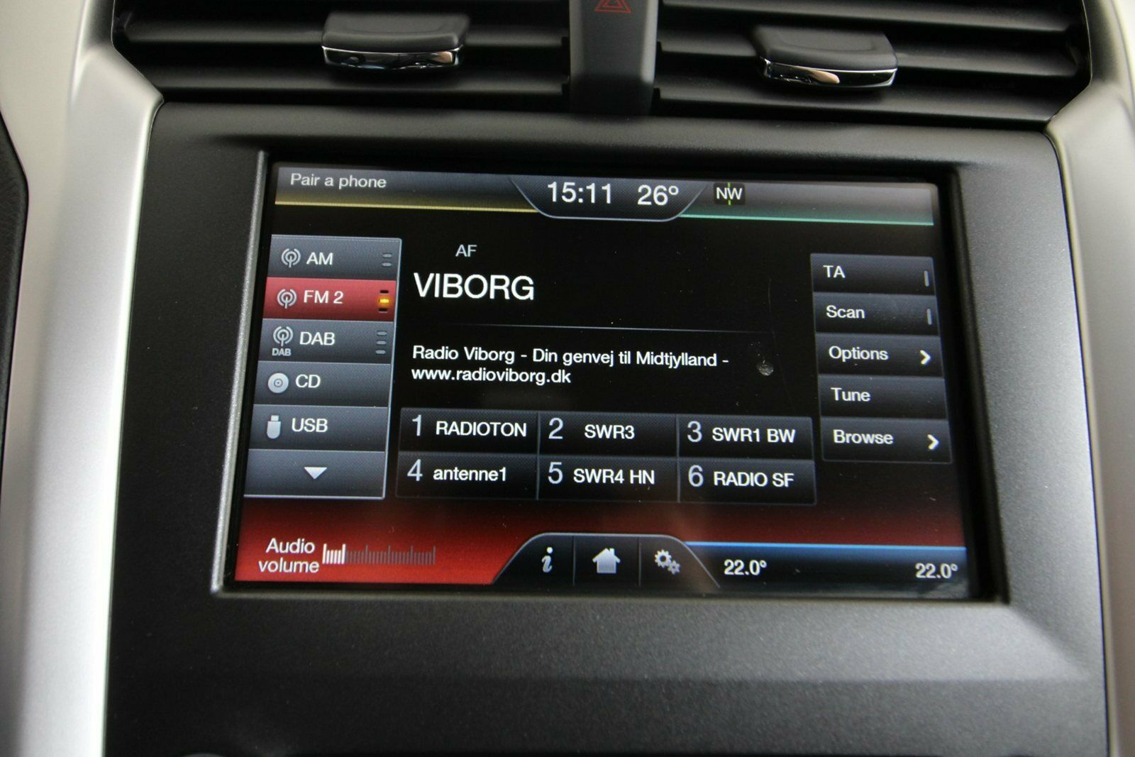 Ford Mondeo TDCi 120 Trend stc.