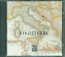 Finisterre - Ambrogio Sparagna/Zuf De Zur/Bosio Big Band/Mishmash Cd Ottimo