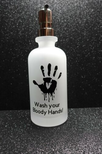 Halloween Movie Theme Inspired  Soap Dispensers