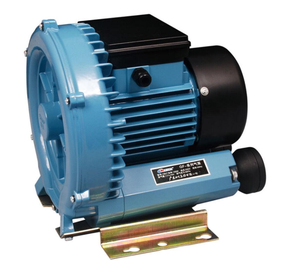 Resun Blower Air Pump GF120C Water Pumps Feature For Fish Tanks Aquariums Ponds
