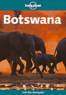 Lonely Planet Botswana by Greenway, Paul; Swaney, Deanna