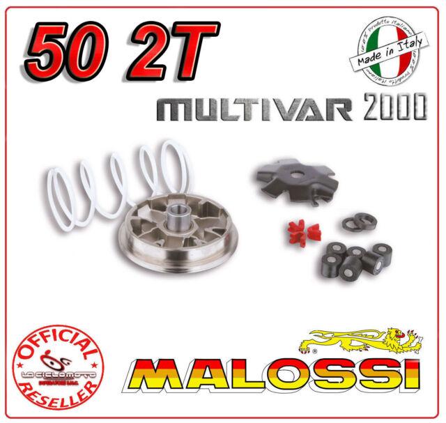 MBK STUNT 50 2T euro 0-1 VARIADOR MULTIVAR 2000 MALOSSI 517075