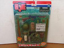 """GI Joe 1/6 12"""" WW 2 ARMY Battle of the Bulge Accessory Set Battle Gear T39"""