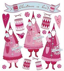 TILDA-19-Sticker-Aufkleber-Nikolaus-Christmas-Weihnachtsmann-125878