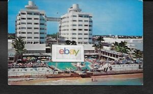 Image Is Loading Sherry Frontenac Hotel Miami Beach 65th St On