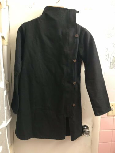 Uttam Black 1 Us Coat London circa taglia 0 inglese CxCrqwO1n
