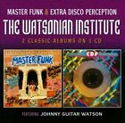 Master Funk/Extra Disco Perception by Watsonian Institute (CD, Apr-2013, Cherry Red)