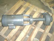 Leeson C184t34fl11b 75hp 3475rpm Motor Amp Pump