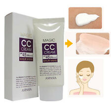 Magic CC Creams Silk Veil Real Skin Color Control Age Defying Tone Up 50ML