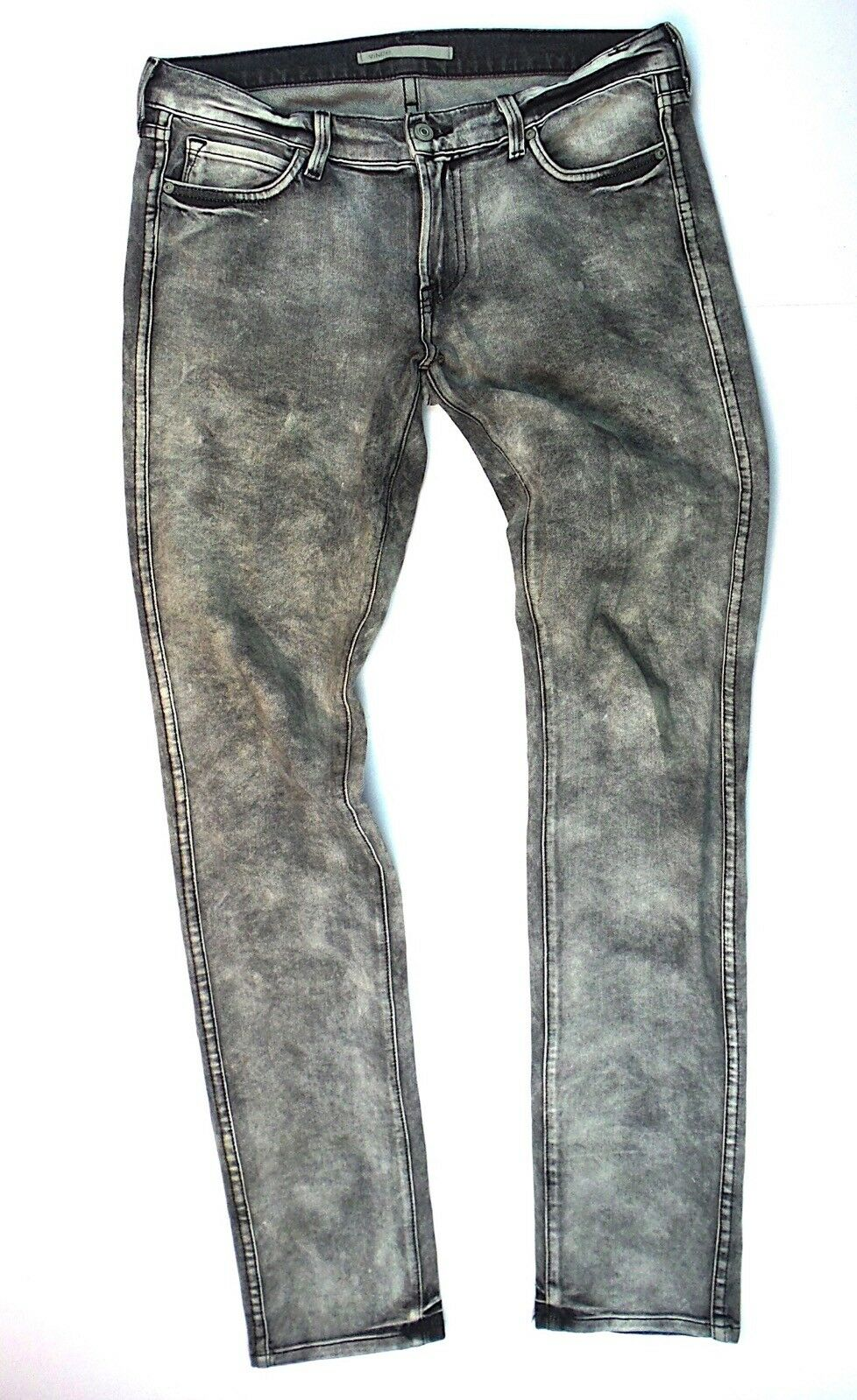 VINCE Grey Women's Stonewashed Jeans Denim Size 30