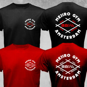Mejiro Gym Amsterdam Dutch Kickboxing Muay Thai Rob Kaman Peter Aerts T-shirt