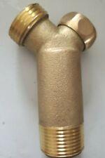 "Everbilt Brass Drain Valve 3//4/"" #1000042101 BRAND NEW FREE S/&H"
