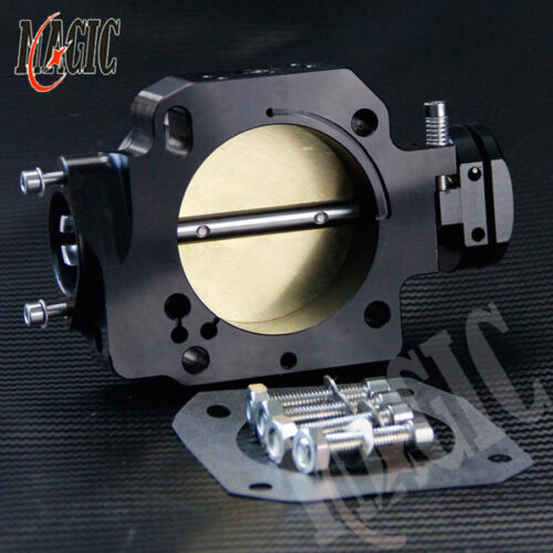 70Mm Upgrade Intake Manifold Throttle Body for Civic Integre D//B//F//H-Series