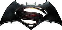 Batman Vs Superman Iron On T Shirt Pillowcase Fabric Transfer 109
