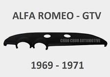 Alfa Romeo GTV Dash Cap Cover Overlay 1969 1970 1971