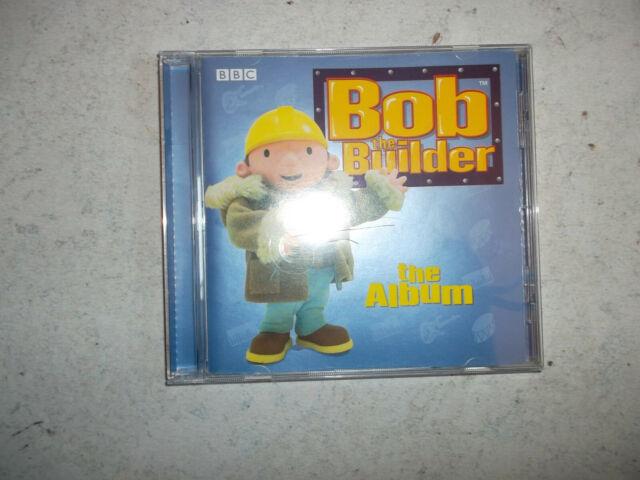 Das Album - Bob der Baumeister (2002) Bob the Builder the Album - CD für Kinder