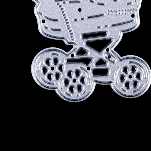 Baby Carriage Metal Cutting Dies Stencils for DIY Scrapbooking Card Making XDS