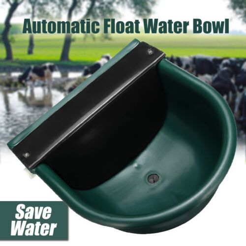 4L Automatic Float Water Bowl Feeder/Drinker Feeding For Dog Horse Cow Sheep