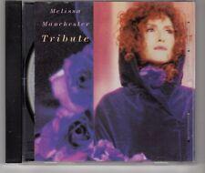 (HG997) Melissa Manchester, Tribute - 1989 CD
