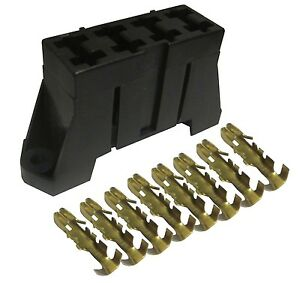 polaris sportsman ranger 700 800 fuse holder fuse block ebay