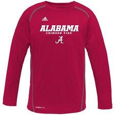 ($28) Alabama Crimson Tide Football PERFORMANCE Jersey YOUTH KIDS BOYS (L-LARGE)