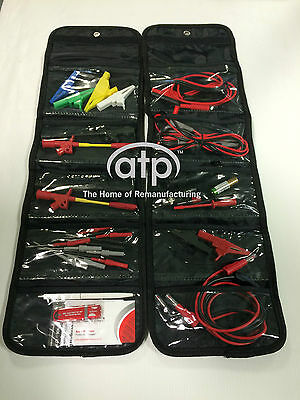 PROBE & LEAD SET KIT PLATINUM, EDITION AUTOMOTIVE SPECIALIST INCLUDES OBD READER