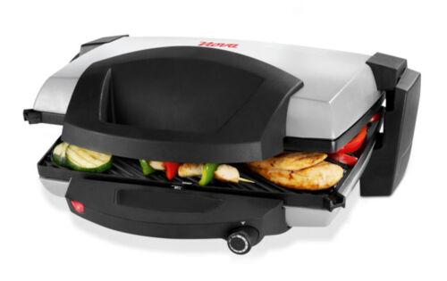 NovaProfi Multifunktionsgrill Tischgrill Kontaktgrill 1600W Elektrogrill Toaster