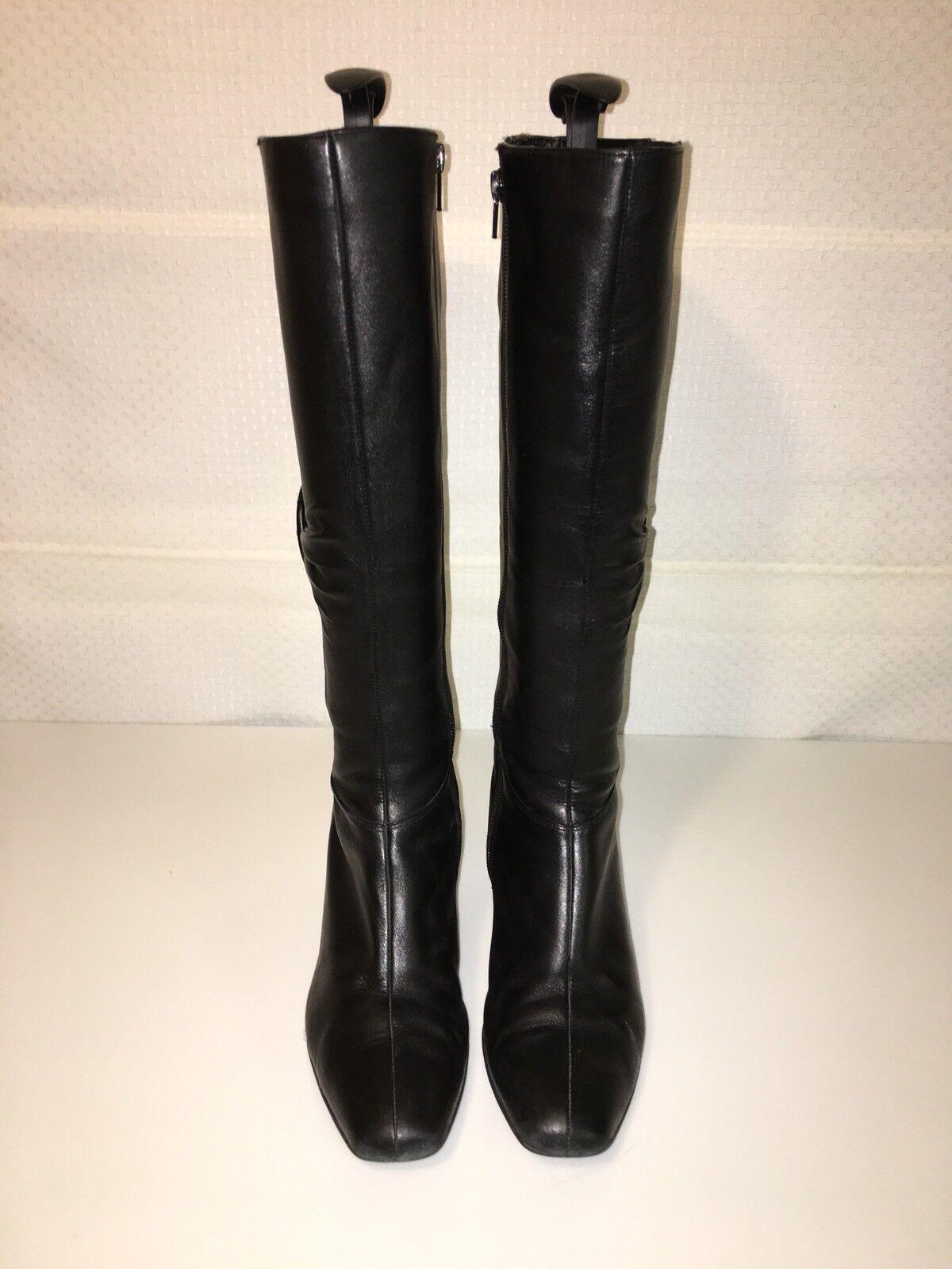 Clarks Woman's Long Stiefel Schuhes UK Größe 5