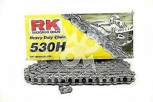 RK Chains 428 x 118 Links Standard Series  Non Oring Natural Drive Chain