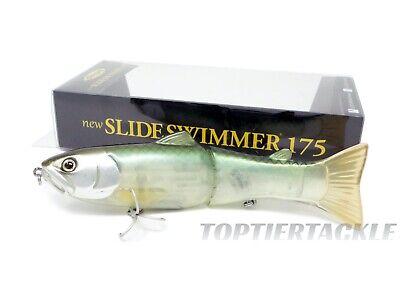 #28 Ghost Scale Deps Slide Swimmer 175 Slow Sinking Swimbait//Glide Bait