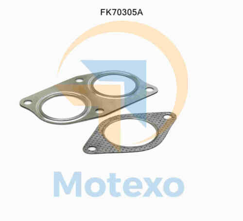 FK70305A EXHAUST FRONT PIPE FITTING KIT FIAT BARCHETTA 1.8 5//1995-12//2000