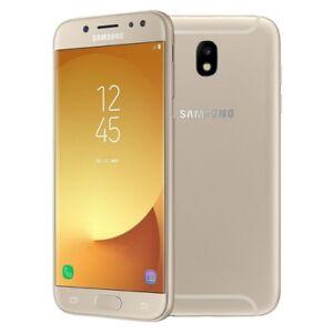 SAMSUNG-GALAXY-J5-2017-16GB-TELEFONO-MOVIL-LIBRE-SMARTPHONE-ORO-GOLD-4G-J530