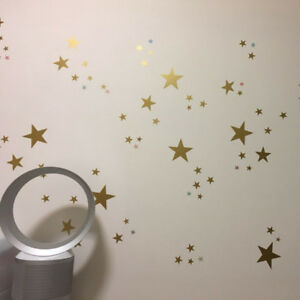 Star-Wall-Stickers-Room-Ceiling-Art-Decals-Kids-Bedroom-Removabl-DIY-Decoration