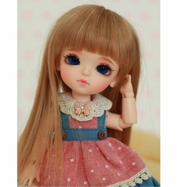 BJD Doll 1 8 Lumi Lati muñeca recast tiny cute kawaii anime manga preciosa boni