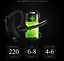 Wireless-Bluetooth-5-0-Earbud-Headset-Hands-Free-Headphone-for-iPhone-Samsung thumbnail 6