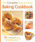 The Complete Step-by-step Baking Cookbook by Flame Tree Publishing (Hardback, 2010)
