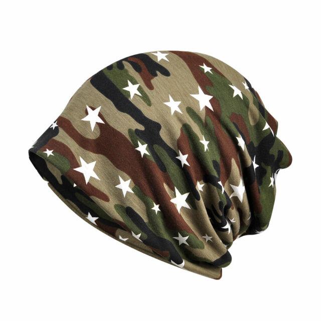 Hals Schal Hut Multifunktions Männer Frauen Mode Weich Slouchy Mütze Kappe