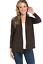 Women-Solid-Long-Sleeve-Cardigan-Open-Front-Shawl-Sweater-Wrap-Top-PLUS-USA-S-3X thumbnail 73