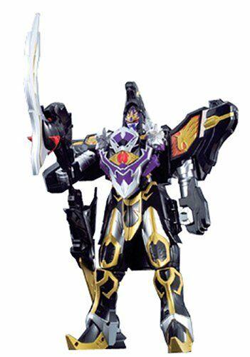 BANDAI Power Rangers Mystic Force Dx Wolf Rey Megazord Magiranger de Japón