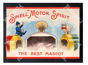 Historic-Shell-Motor-Spirit-1910s-Advertising-Postcard-7