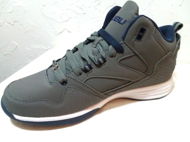 Ankle Support Shoes >> Men S Fubu Ankle Support Shoes Size 8 In Gray For Sale Online Ebay