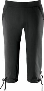 schneider sportswear Damen 3 4 Hose Training Fitness Capri