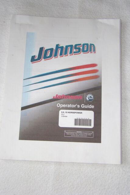 Brp Johnson Evinrude 4 Manual Guide