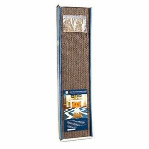 CLEAN-KITTY-KITTEN-CAT-FLOOR-19-034-SCRATCHER-WITH-CATNIP-PACKET-BRAND-NEW