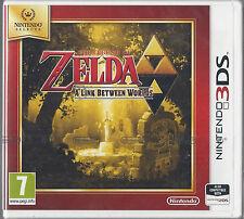 The Legend of Zelda: A Link Between Worlds Nintendo 3DS/2ds Brand NEW