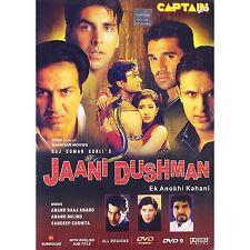 JAANI DUSHMAN: EK ANOKHI KAHANI (SUNNY, AKSHAY, SUNIL SHETTY) - BOLLYWOOD DVD