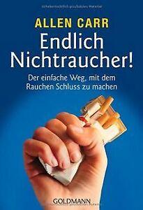 Endlich-Nichtraucher-von-Carr-Allen-Buch-Zustand-gut
