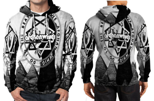 The Afghan Whigs Collection Hoodie Men/'s Fullprint